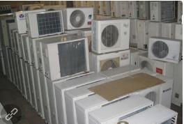 成都空调回收二手空调回收中央空调回收各种废旧空调回收拆除